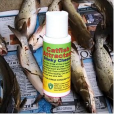 Lucky 7 Catfish Attractant - Stinky Cheese