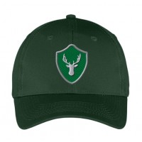 Embroidered Adjustable Cap - NCO