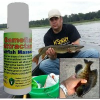 Lucky 7 Gamefish Attractant - Baitfish Massacre