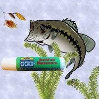 Lucky 7 Gamefish Attractant Stick - Baitfish Massacre